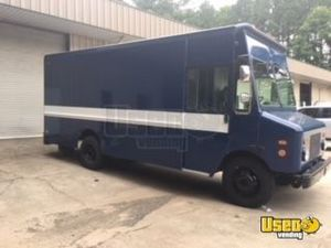 2005 Chevy/blue Stepvan Air Conditioning Georgia Diesel Engine for Sale