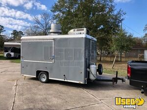 2005 Clw 121 Food Concession Trailer Kitchen Food Trailer Air Conditioning Texas for Sale