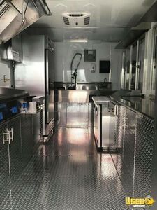 2005 Ew182 Food Concession Trailer Kitchen Food Trailer Concession Window Nevada for Sale