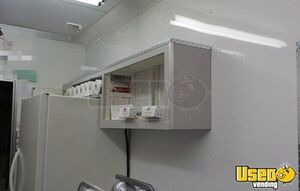 2005 Food Concession Trailer Concession Trailer Exhaust Fan Michigan for Sale