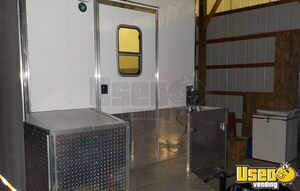 2005 Food Concession Trailer Concession Trailer Exterior Lighting Michigan for Sale