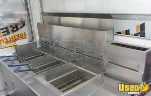 2005 Food Concession Trailer Concession Trailer Fryer Michigan for Sale