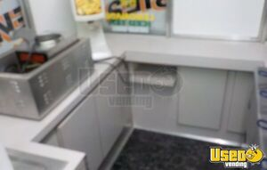 2005 Food Concession Trailer Concession Trailer Interior Lighting Michigan for Sale