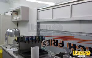 2005 Food Concession Trailer Concession Trailer Soda Fountain System Michigan for Sale
