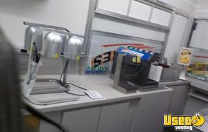 2005 Food Concession Trailer Concession Trailer Triple Sink Michigan for Sale