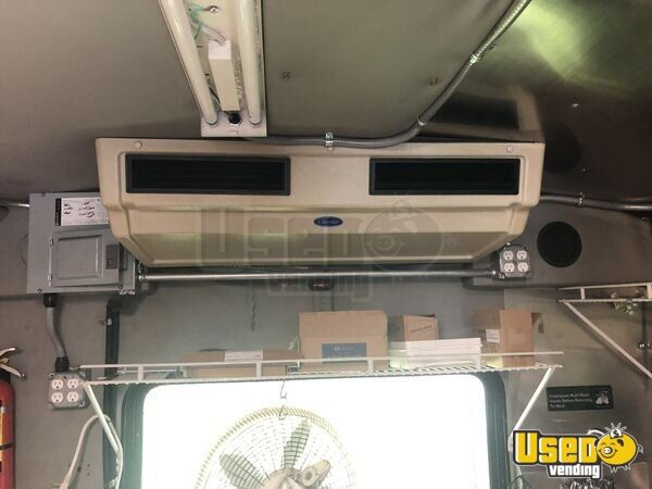 2005 Ford E350 All-purpose Food Truck Fryer Colorado for Sale - 11