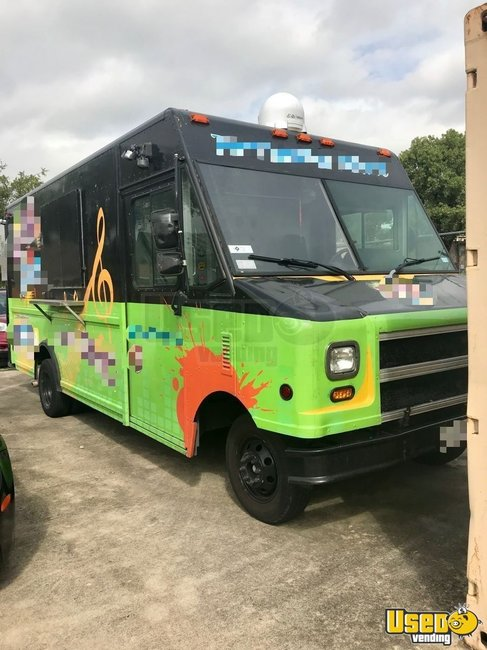 2005 Ford E550 All-purpose Food Truck Texas Gas Engine for Sale