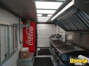 2005 Freightliner All-purpose Food Truck Exterior Customer Counter Connecticut Diesel Engine for Sale