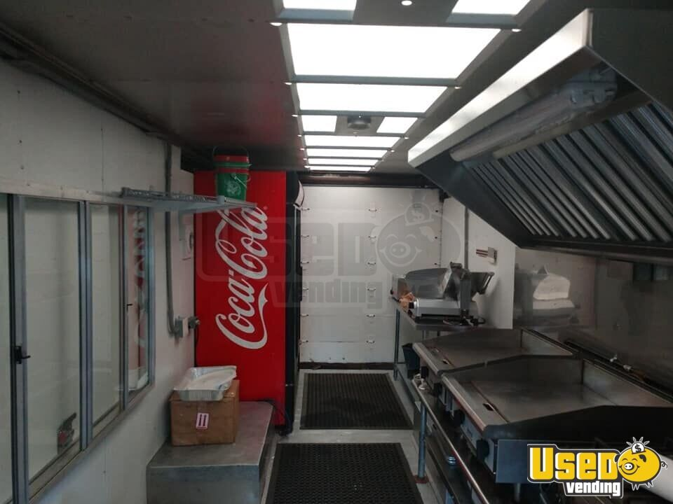 2005 Freightliner All-purpose Food Truck Propane Tank Connecticut Diesel Engine for Sale - 7