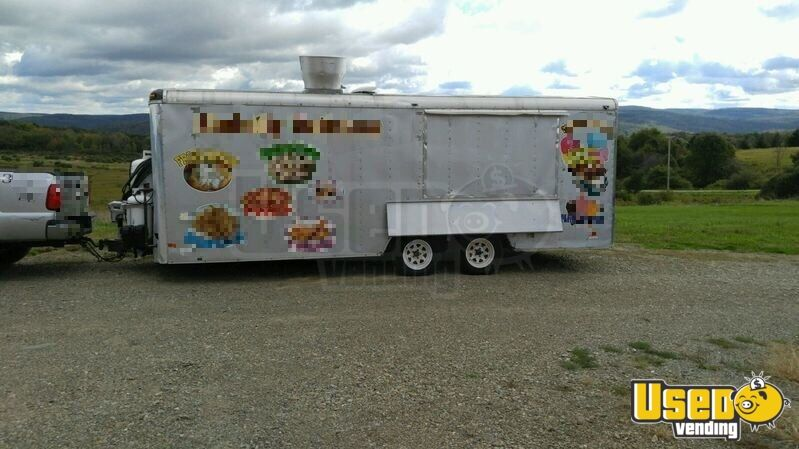 2005 Hallmark All-purpose Food Trailer Awning Tennessee for Sale - 4