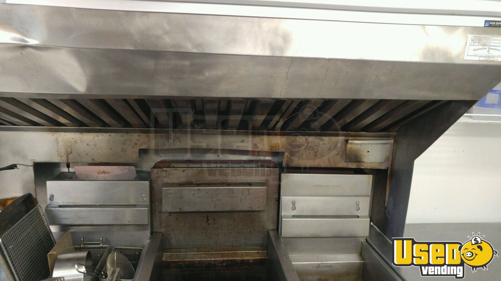 2005 Hallmark All-purpose Food Trailer Food Warmer Tennessee for Sale - 11