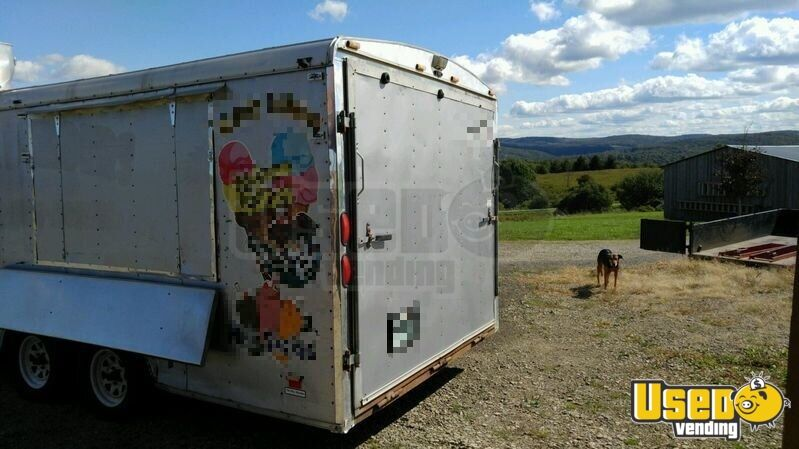 2005 Hallmark All-purpose Food Trailer Propane Tank Tennessee for Sale - 3
