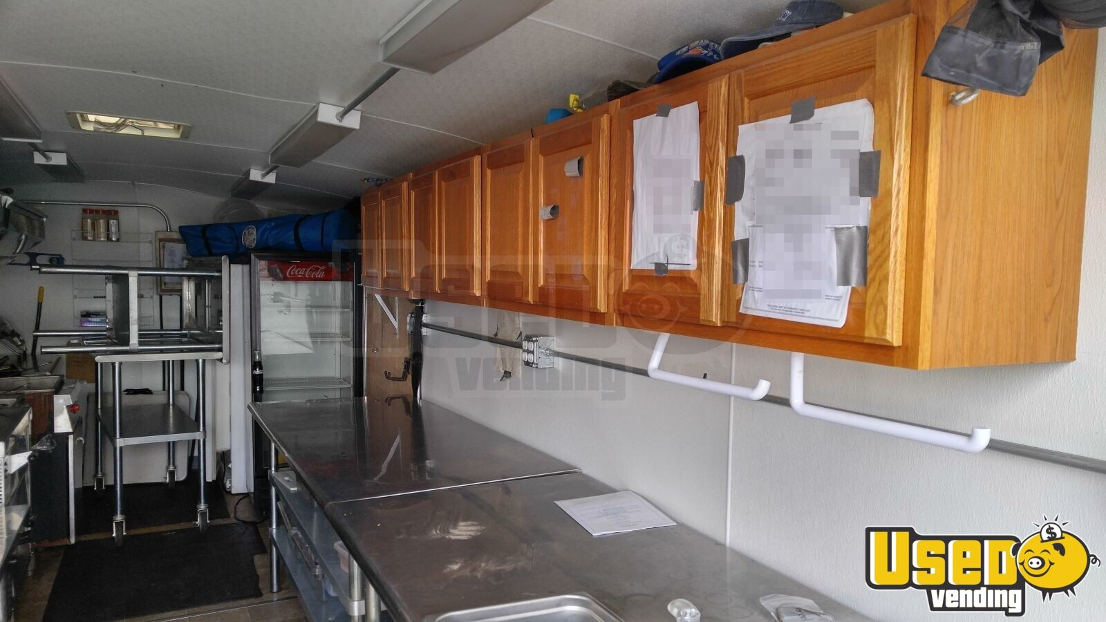 2005 Hallmark All-purpose Food Trailer Triple Sink Tennessee for Sale - 21