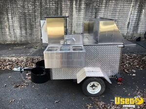 2005 Hot Dog Cart Food Cart Flat Grill Virginia for Sale