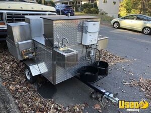 2005 Hot Dog Cart Food Cart Hot Dog Warmer Virginia for Sale