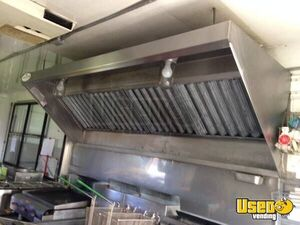 2005 Kitchen Food Trailer Refrigerator Texas for Sale