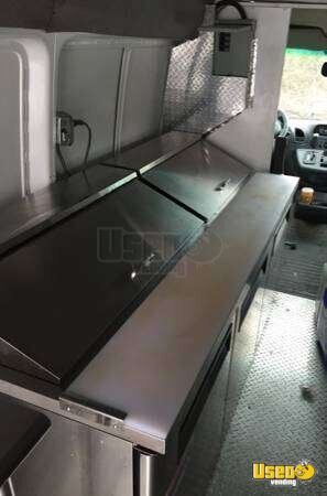 2005 Mbz Sprinter Food Truck Hand-washing Sink Georgia Diesel Engine for Sale - 10