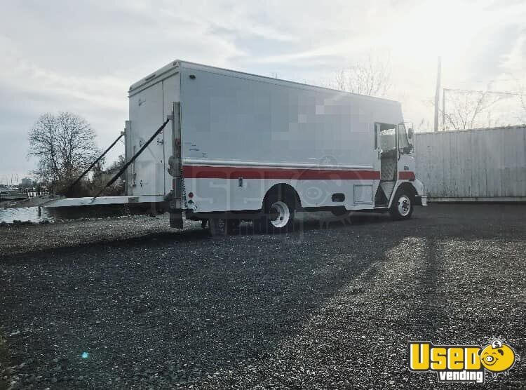 2005 Mt45 Stepvan Air Conditioning Maryland Diesel Engine for Sale - 2