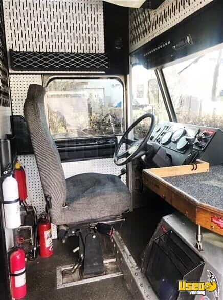 2005 Mt45 Stepvan Interior Lighting Maryland Diesel Engine for Sale - 4