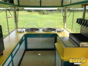 2005 Show Me All-purpose Food Trailer Interior Lighting Florida for Sale