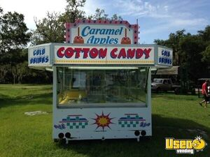 2005 Show Me Concession Trailer Soda Fountain System Florida for Sale