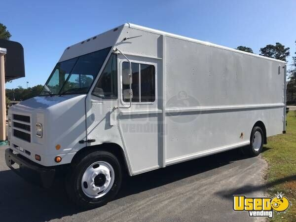 Step Vans For Sale >> International Step Van Used Step Van For Conversion For Sale In