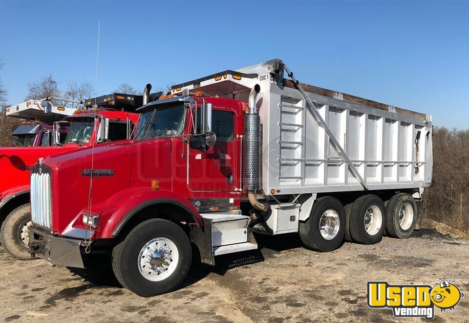 Ready for Work 2005 Kenworth T-800 Dual Exhaust Dump Truck ...Used Kenworth Dump Trucks For Sale In Pa