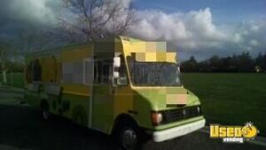2005 Workhorse Food Truck Air Conditioning California Gas Engine for Sale