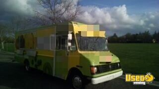 2005 Workhorse Food Truck Air Conditioning California Gas Engine for Sale - 2