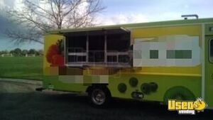 2005 Workhorse Food Truck Awning California Gas Engine for Sale