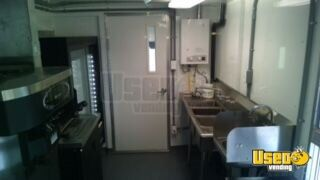 2005 Workhorse Food Truck Refrigerator California Gas Engine for Sale - 10