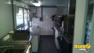 2005 Workhorse Food Truck Slide-top Cooler California Gas Engine for Sale