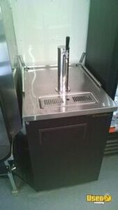 2005 Workhorse Food Truck Soft Serve Machine California Gas Engine for Sale