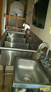 2006 32sk Fema Kitchen Food Concession Trailer Kitchen Food Trailer Exhaust Hood Texas for Sale
