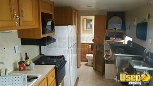2006 32sk Fema Kitchen Food Concession Trailer Kitchen Food Trailer Propane Tank Texas for Sale