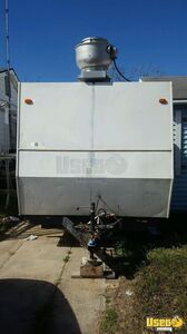 2006 32sk Fema Kitchen Food Concession Trailer Kitchen Food Trailer Stainless Steel Wall Covers Texas for Sale