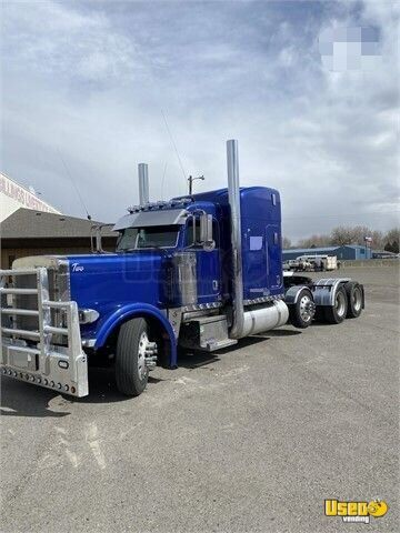 2006 379 Sleeper Cab Semi Truck Peterbilt Semi Truck Montana for Sale