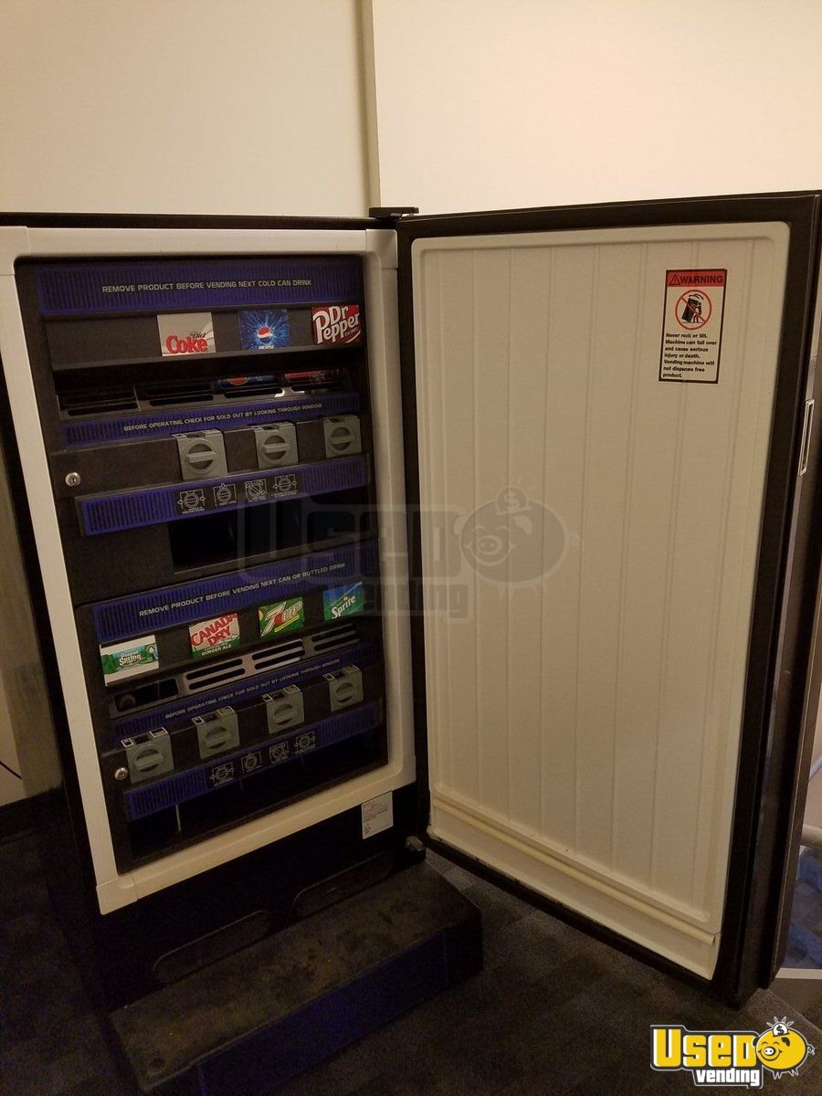 2006 Antares Snack /soda Machine 2 Connecticut for Sale - 2