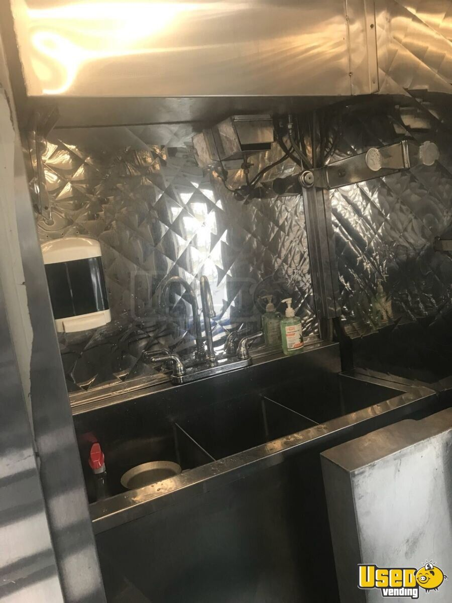 2006 Chevrolet All-purpose Food Truck Refrigerator New Jersey for Sale - 7