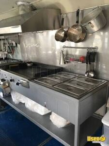 2006 Chevy All-purpose Food Truck Flatgrill New Mexico Gas Engine for Sale