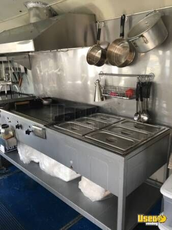 2006 Chevy All-purpose Food Truck Flatgrill New Mexico Gas Engine for Sale - 6