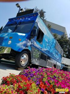 2006 Chevy Workhouse All-purpose Food Truck Concession Window California Gas Engine for Sale