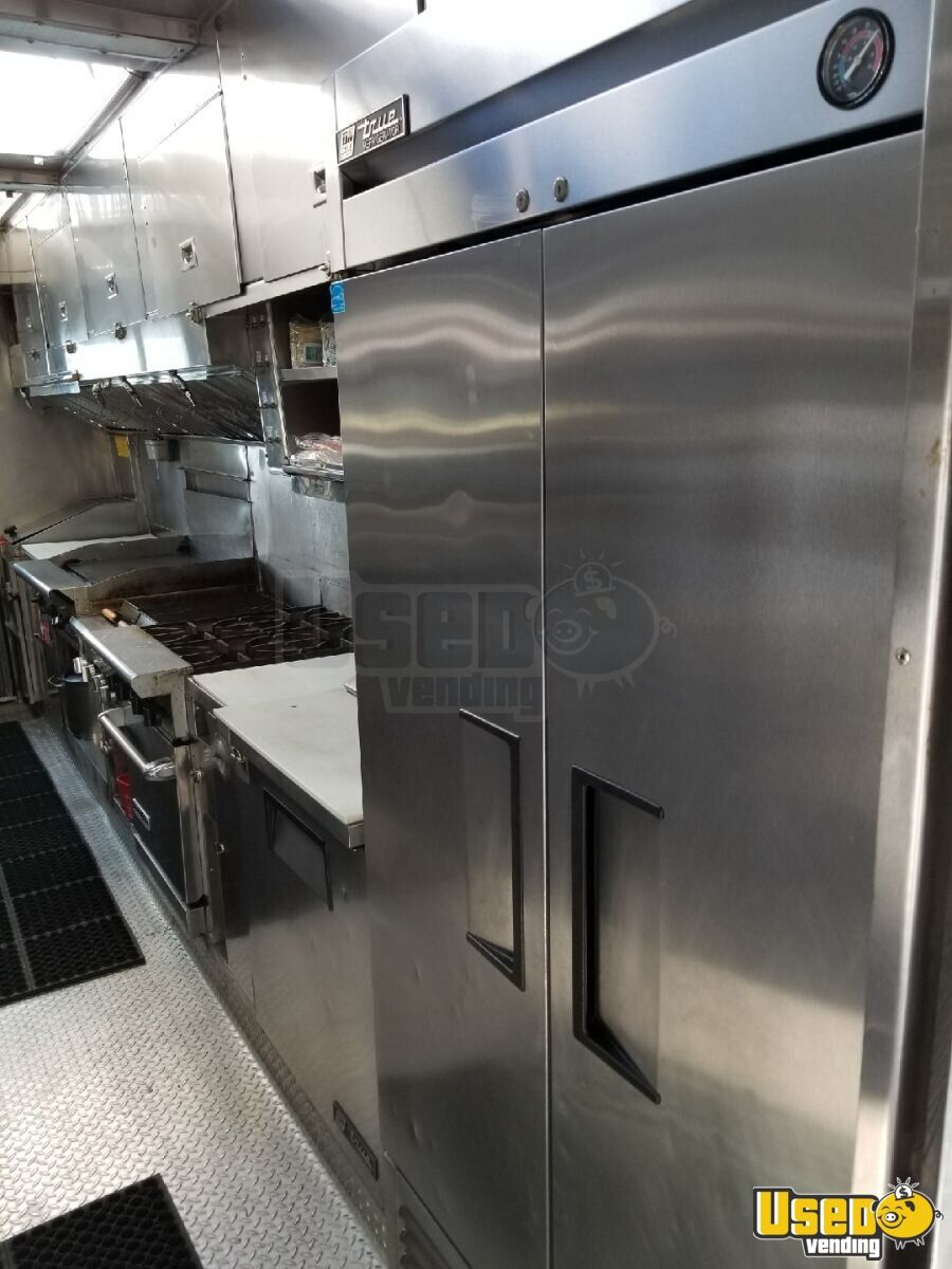 2006 Chevy Workhouse All-purpose Food Truck Generator California Gas Engine for Sale - 6