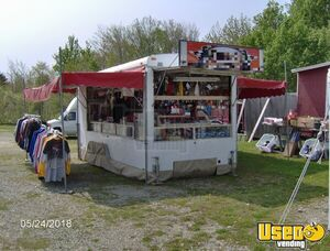 7.5' x 18' Mobile Merchandise Marketing Trailer for Sale in Maine!!!