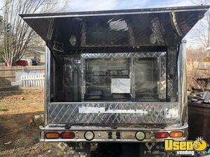 2006 Custom Coach Nj Lunch Serving Food Truck Cabinets Virginia for Sale
