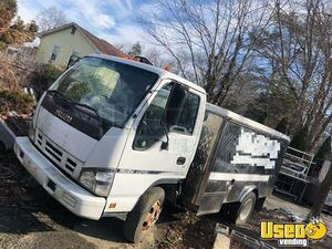 2006 Custom Coach Nj Lunch Serving Food Truck Spare Tire Virginia for Sale