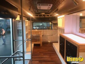 2006 E450 Mobile Retail Store Mobile Boutique Trailer Interior Lighting North Carolina Gas Engine for Sale