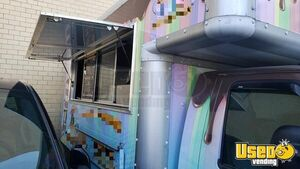 2006 E450sd Kitchen Food Truck All-purpose Food Truck Diamond Plated Aluminum Flooring New York for Sale
