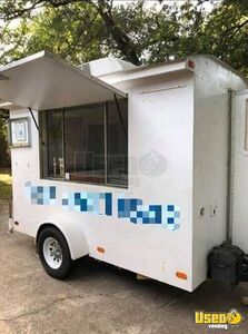 2006 Food Concession Trailer Concession Trailer 2 Texas for Sale