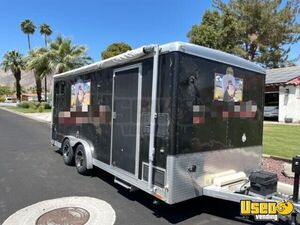 2006 Food Concession Trailer Concession Trailer Cabinets California for Sale